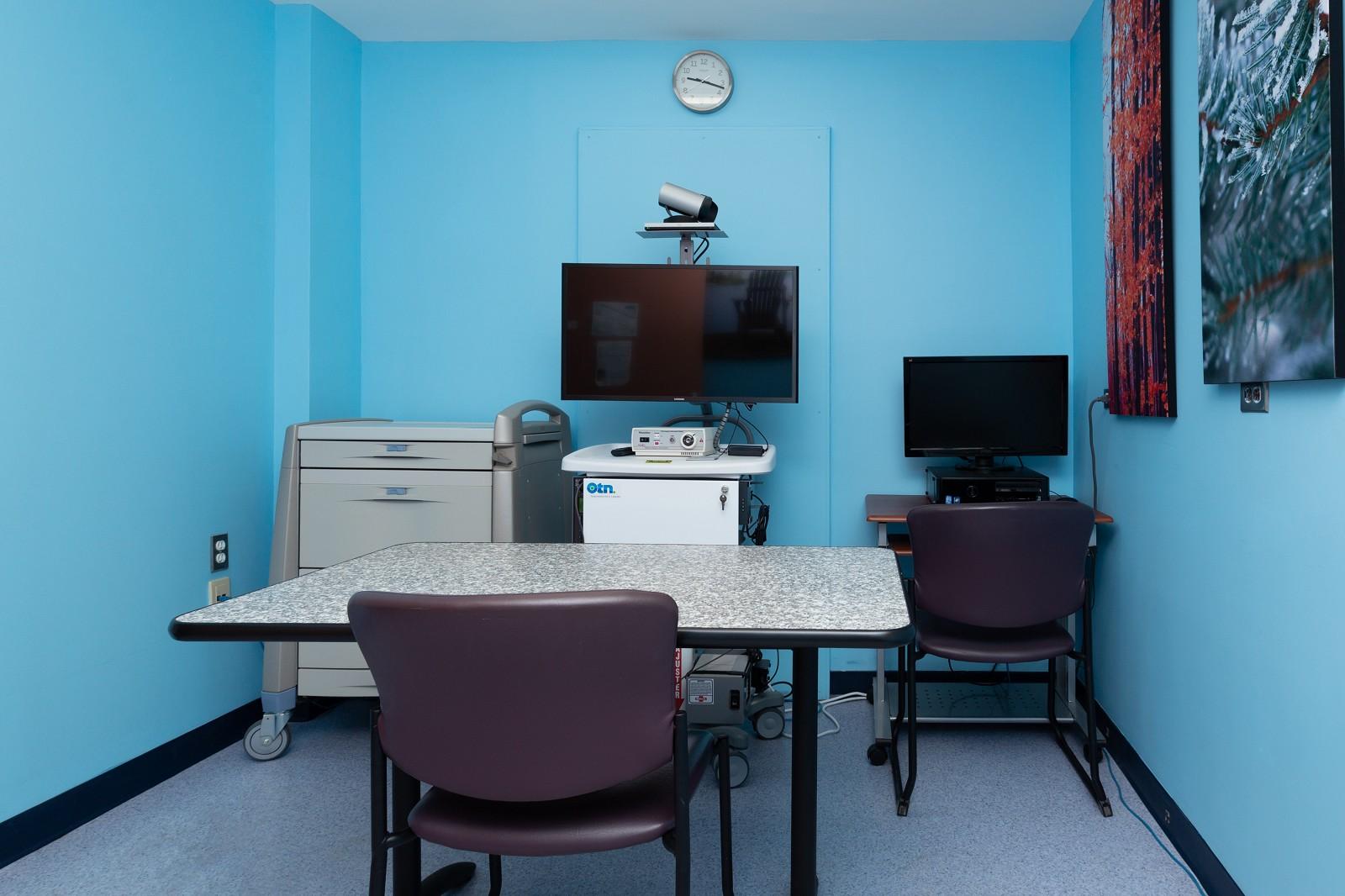 Telemedicine Room